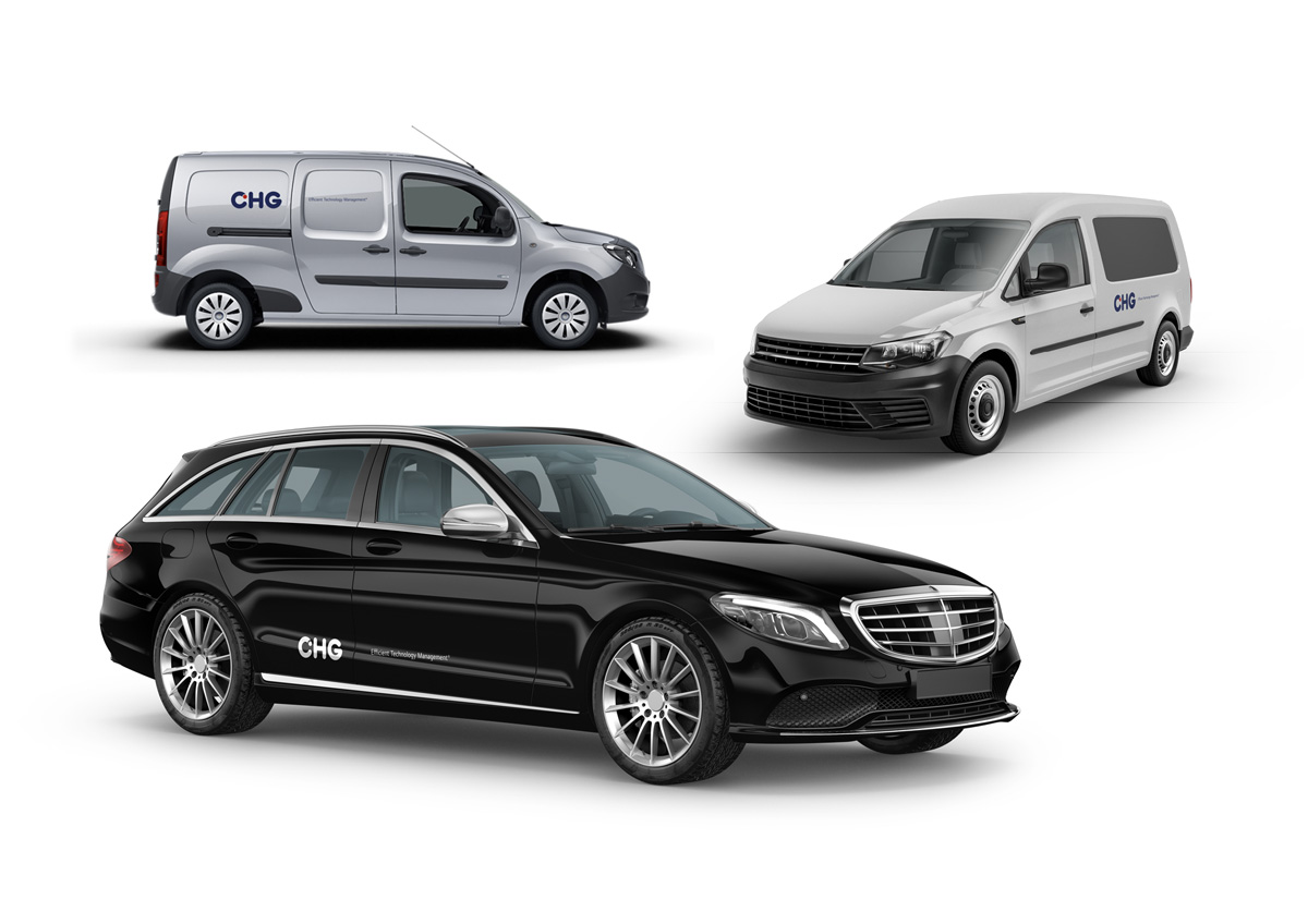 Car Branding CHG