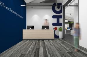 Office Branding Hinterland