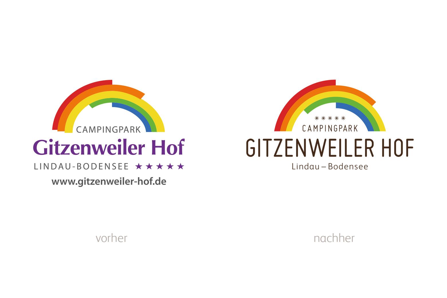 Gitzenweiler Hof Camping Logo 1
