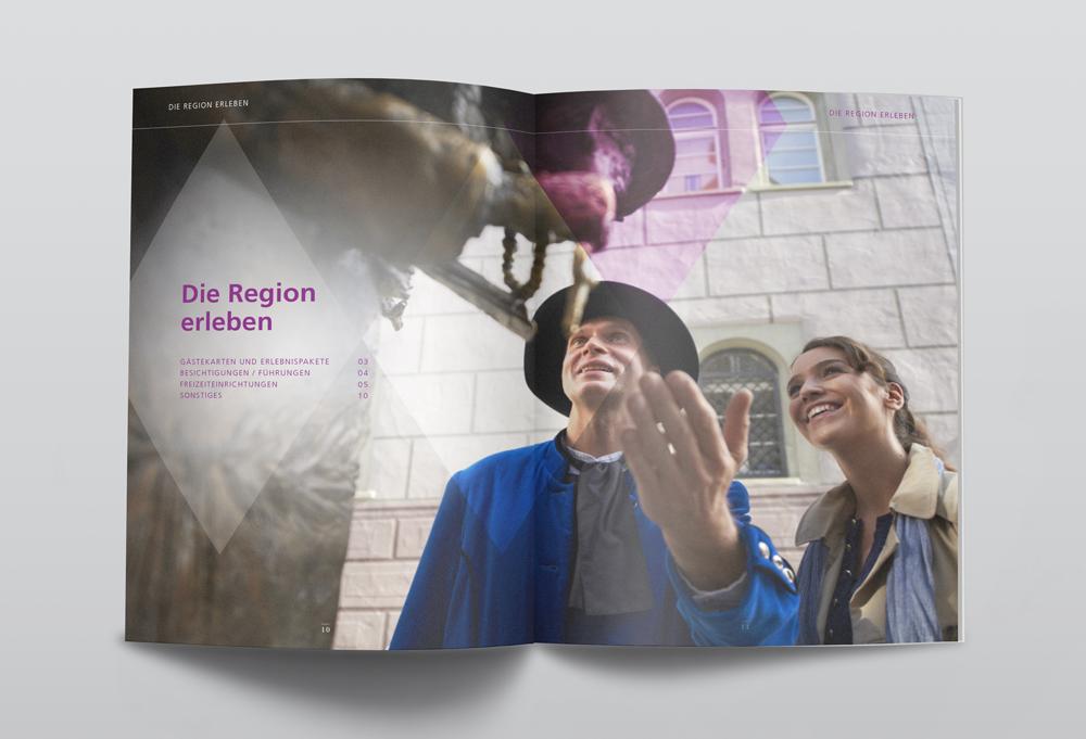 Broschüre Landkreis Lindau Design 1