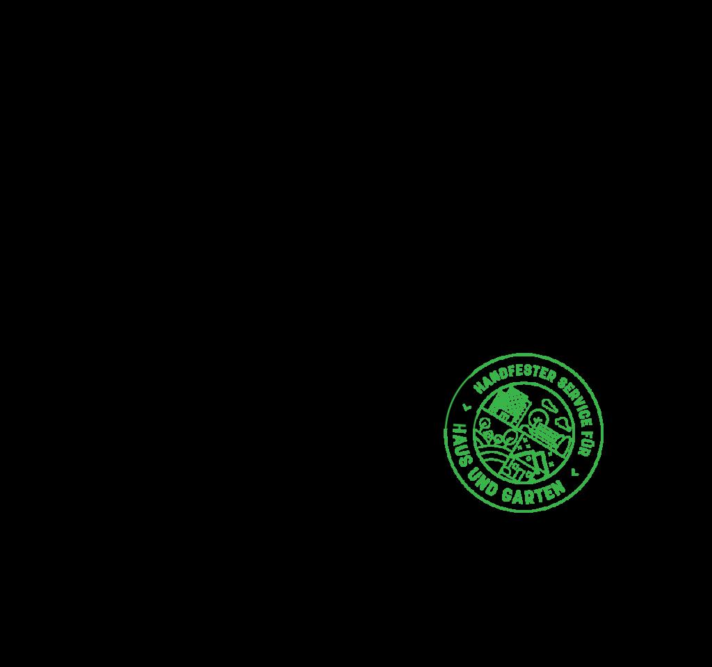 Hinterland corporate design hausmeister schatz logo