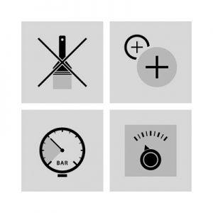Piktogramme Grafikdesign Industrie31