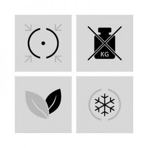 Piktogramme Grafikdesign Industrie41