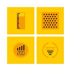 Piktogramme Grafikdesign Industrie5