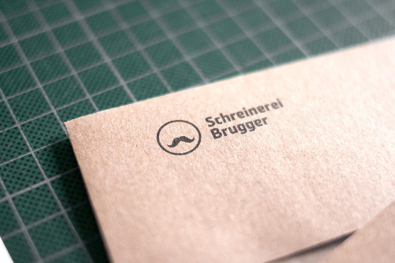 Briefumschlag Schreinerei 1